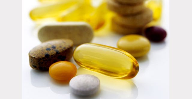 Don't Rely on Supplements