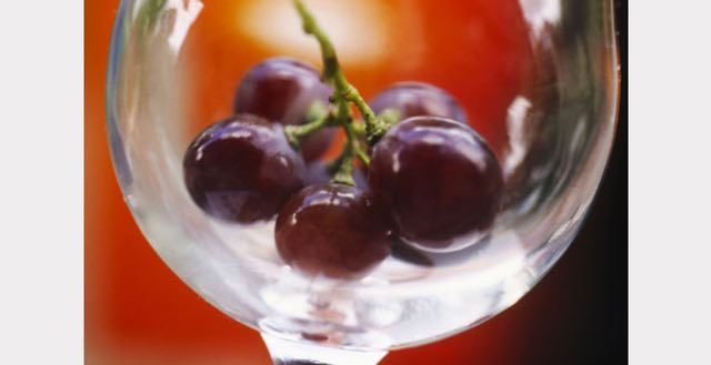 Grapes and Cancer